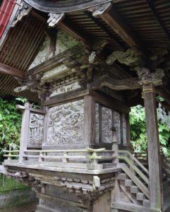 荘田神社御本殿