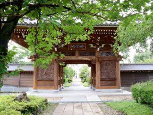 舒林寺山門