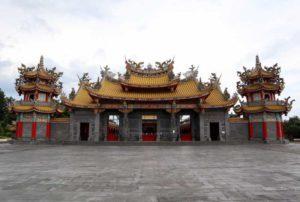 聖天宮前殿