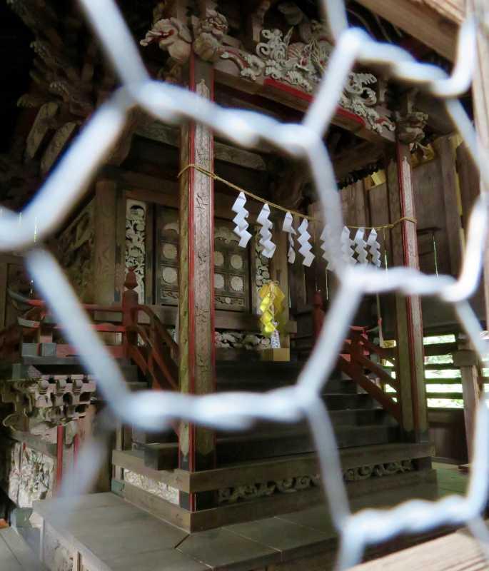 大峰神社御本殿