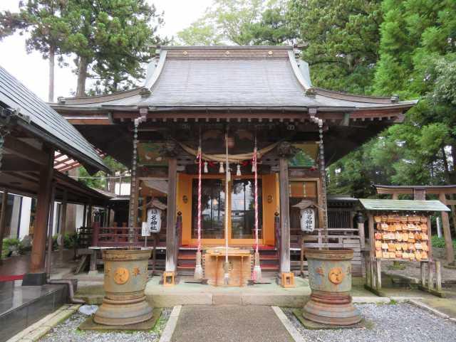 榛名神社拝殿