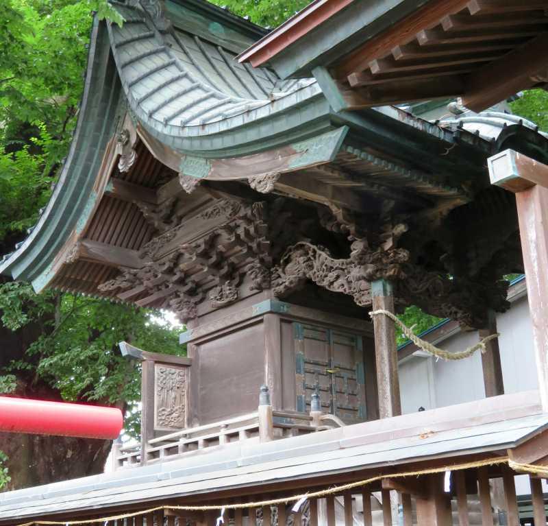 須賀神社御本殿
