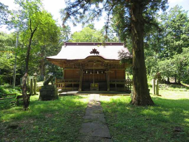 伊豆箱根三島神社拝殿
