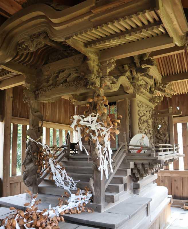 駒形神社御本殿