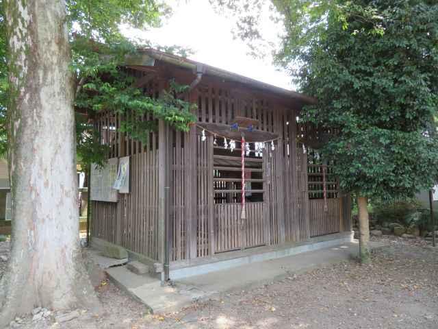 広瀬神社境内社