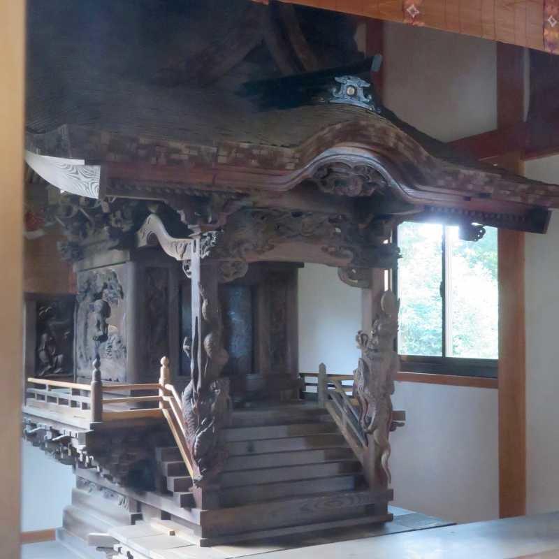 三嶋神社御本殿
