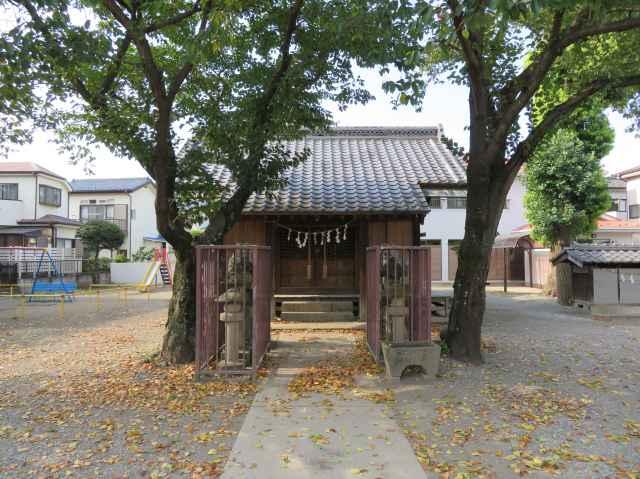的場八幡神社