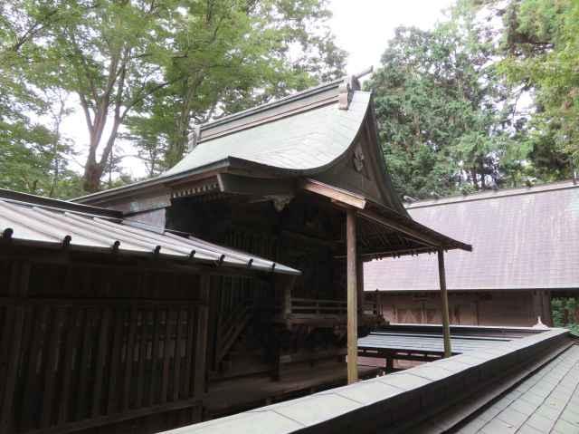 藤岡神社御本殿