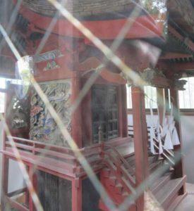 羽黒神社御本殿