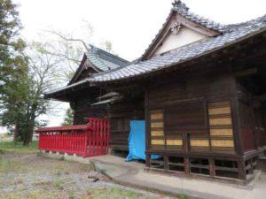 須影八幡神社