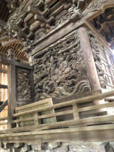 中里神社御本殿