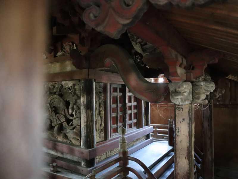 八龍神社御本殿