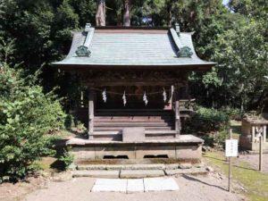 熊野神社(長沼八幡宮境内社)