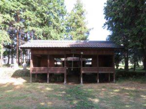 八幡弓神社拝殿