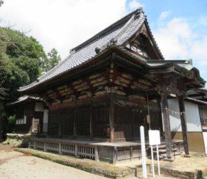 秋葉神社社殿