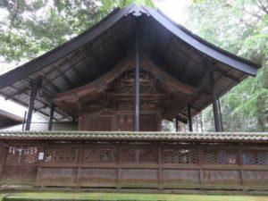 野木神社御本殿