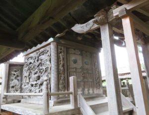 星宮神社御本殿