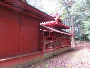 住吉神社社殿