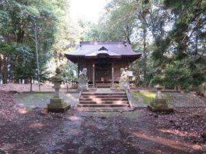 山田神社拝殿