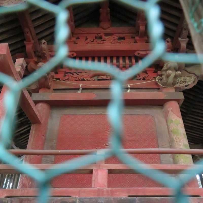 延島神社御本殿