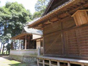 上梁八幡神社