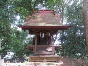 愛宕神社本殿