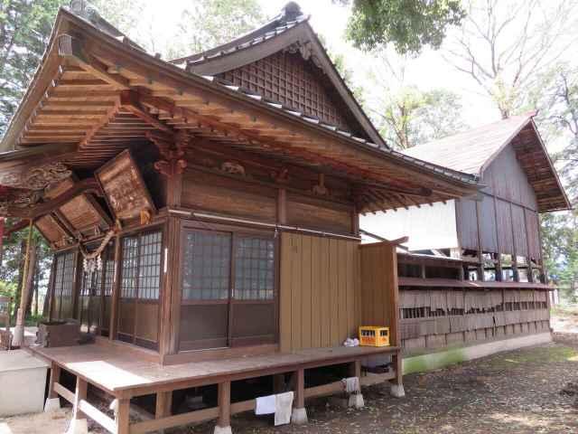 赤城神社社殿