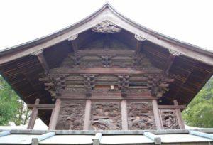 熊野神社御本殿