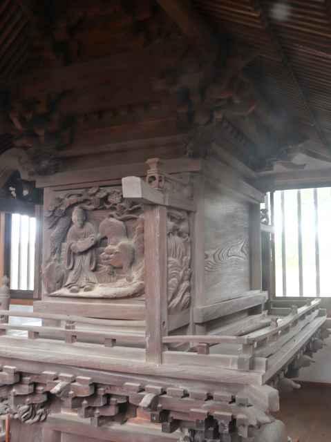 川崎白髪神社御本殿