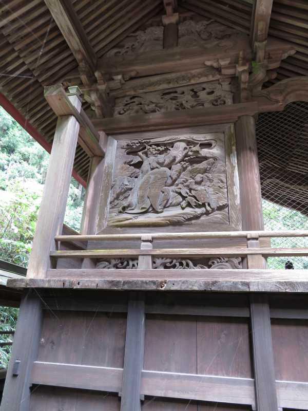 月波神社御本殿