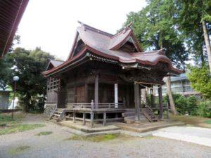 小比企稲荷神社