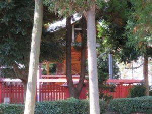 叶谷住吉神社