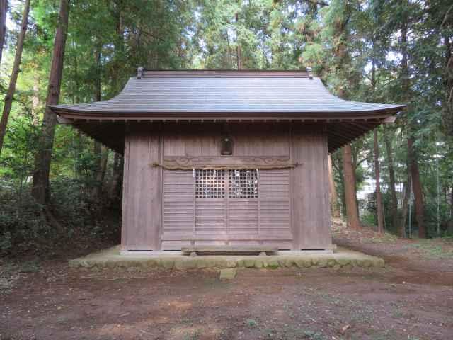 熊野神社拝殿