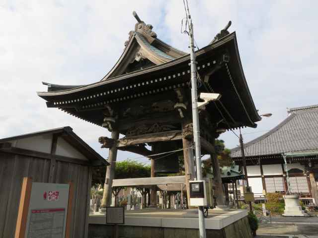 東福寺鐘楼