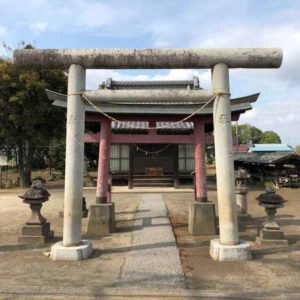 賀茂神社鳥居