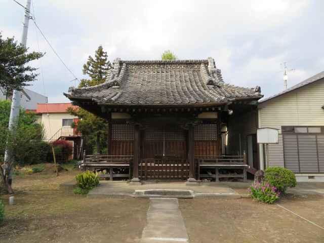 稲荷神社拝殿