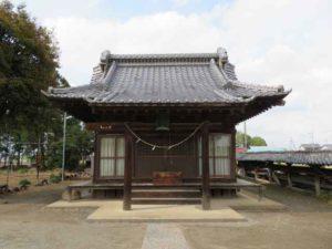 賀茂神社拝殿