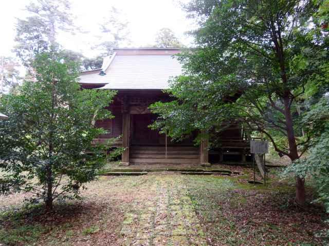 飯高神社拝殿