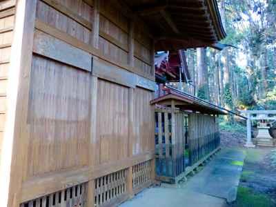 稲荷側鷹合神社