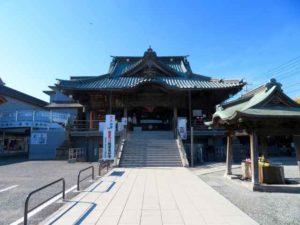 成田山川越別院本堂