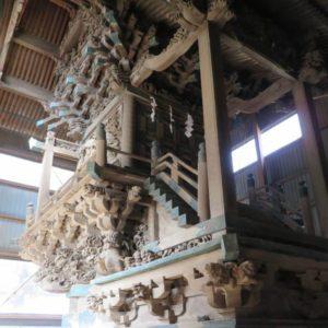 平塚赤城神社御本殿