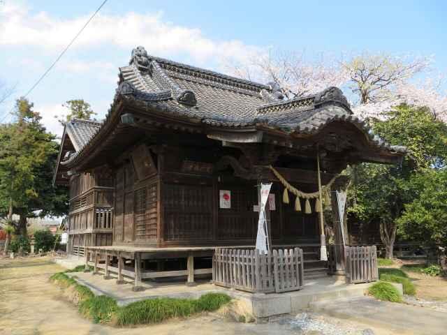 鹿島神社社殿