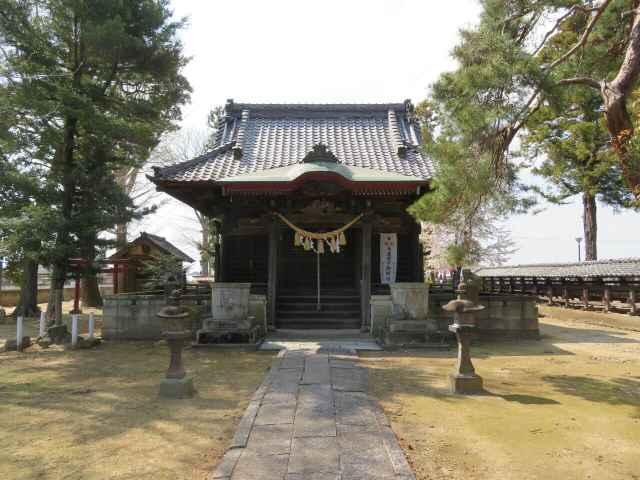 横瀬神社拝殿