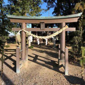 赤城神社鳥居