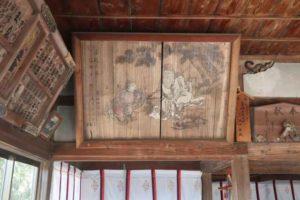 日枝神社奉納絵馬