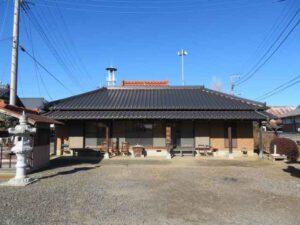 香取神社拝殿兼集会所