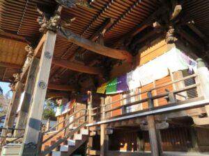 東福寺本堂向拝