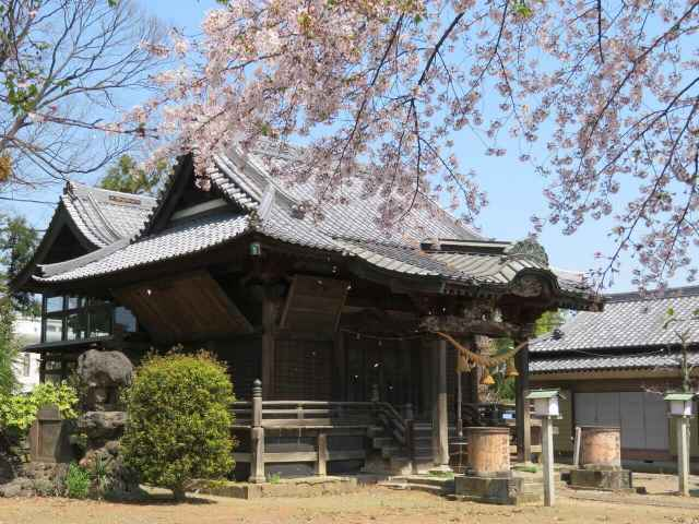 大寄八幡神社