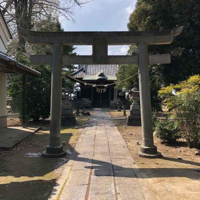 横瀬神社鳥居