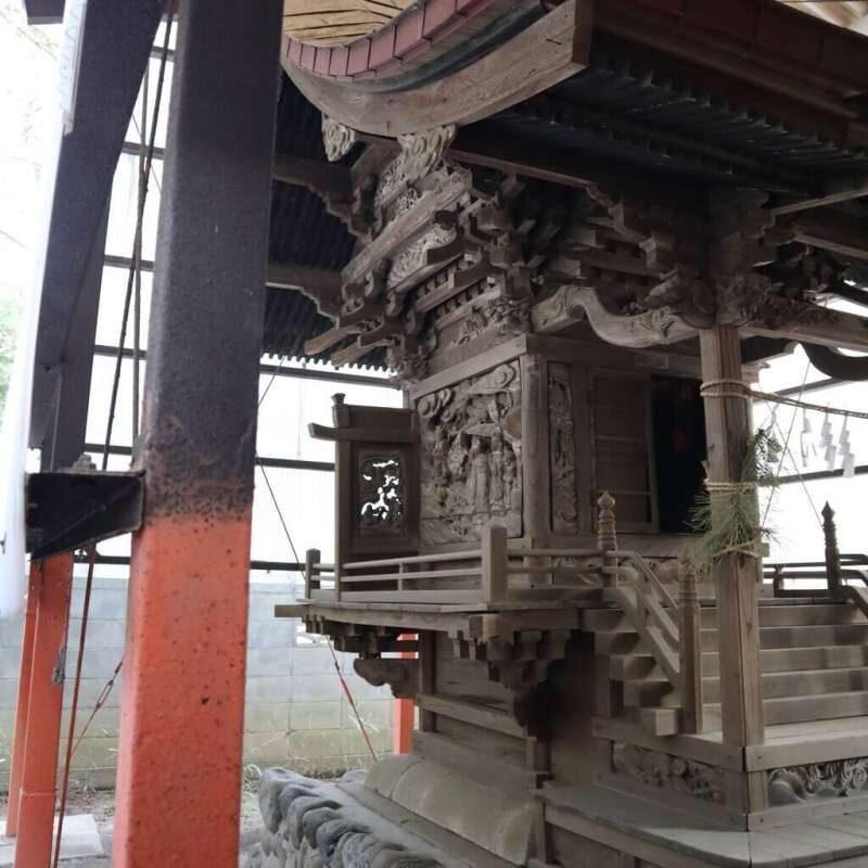 矢弓神社本殿